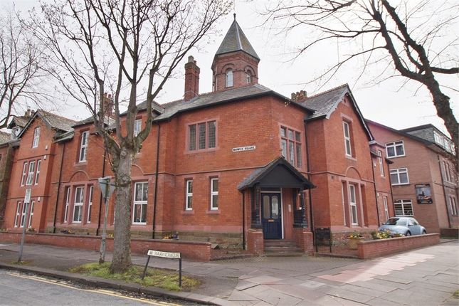 Thumbnail Flat for sale in Cavendish Court, Warwick Road, Carlisle