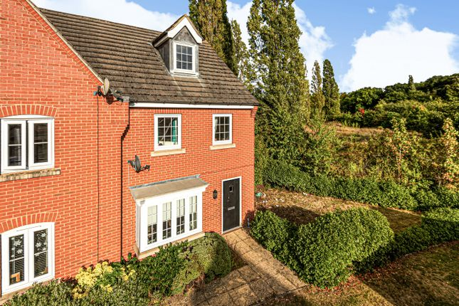 3 bed semi-detached house for sale in Murrayfield Avenue, Greylees NG34