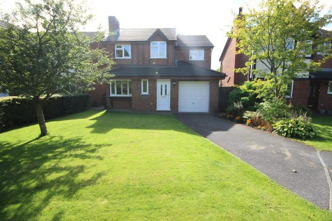4 bed detached house for sale in Clover Drive, Freckleton, Preston, Lancashire
