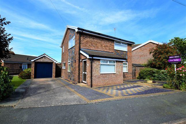 Thumbnail Detached house for sale in Llys Dedwydd, Rhyl