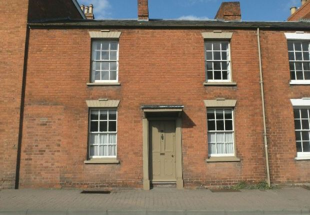 Thumbnail Terraced house for sale in The Southend, Ledbury