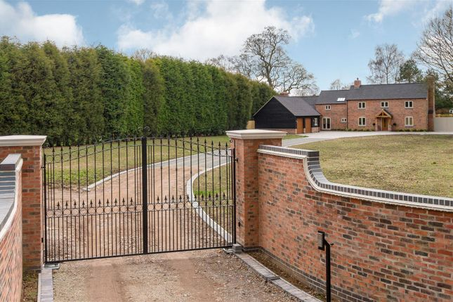 Detached house for sale in Main Street, Cadeby, Nuneaton