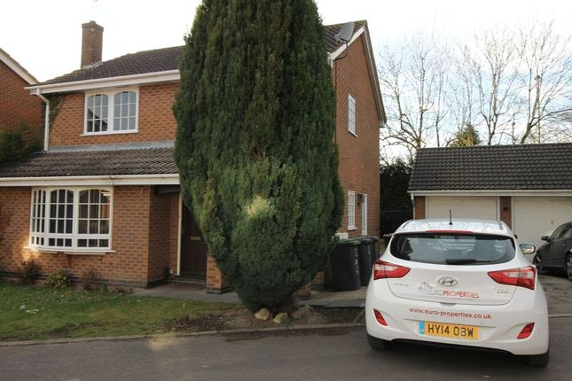 Thumbnail Detached house to rent in Charlbury Court, Wollaton, Nottingham