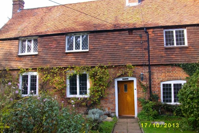 Thumbnail Cottage to rent in The Street, Rotherwick, Hook