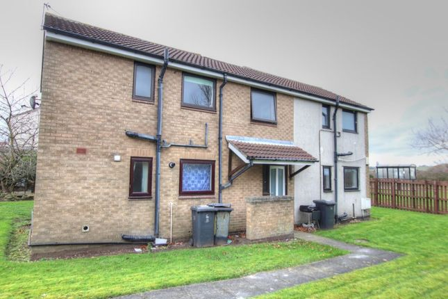 Thumbnail Flat to rent in Bradley Close, Ouston, Chester Le Street