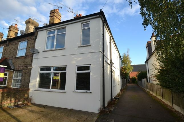Thumbnail End terrace house for sale in Rainsford Road, Chelmsford, Essex