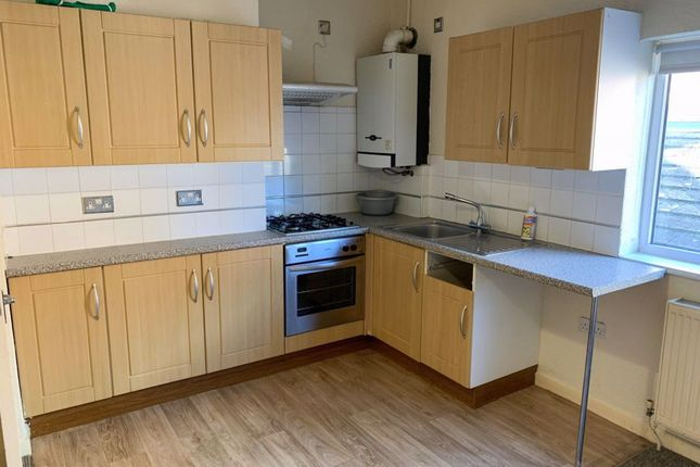 Thumbnail Flat to rent in North Street, Daventry