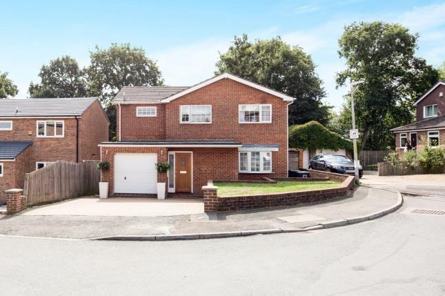 Thumbnail Detached house for sale in Deakin Leas, Tonbridge, Kent, .