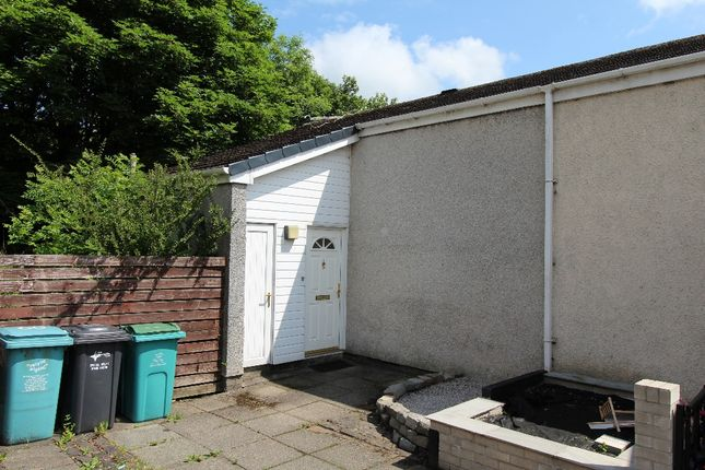 Thumbnail Terraced house to rent in Abbotsford Road, Cumbernauld, North Lanarkshire