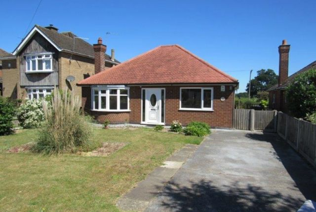 Thumbnail Bungalow to rent in Westwood Drive, Lincoln