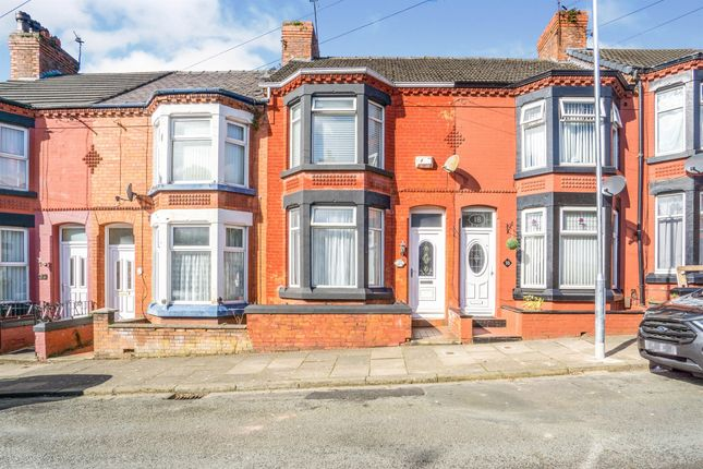 3 bed terraced house for sale in Baytree Road, Tranmere, Birkenhead CH42