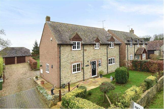Thumbnail Detached house to rent in Trenchard Road, Stanton Fitzwarren, Wiltshire