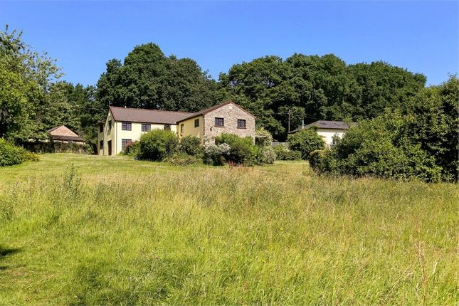 Thumbnail Detached house for sale in Parkhill, Woolaston, Glos