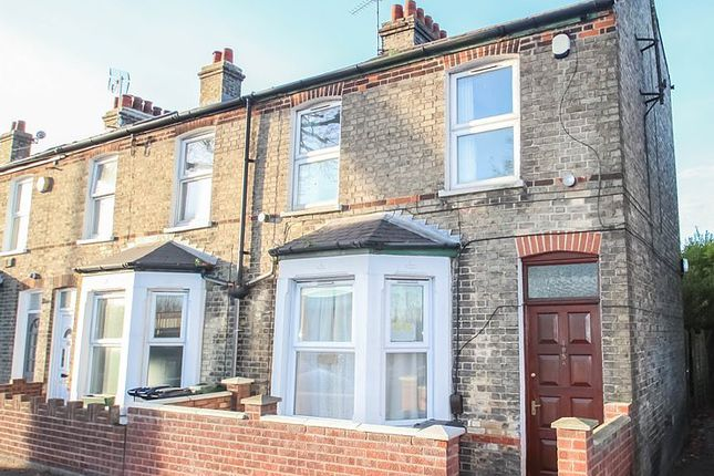 Thumbnail Flat to rent in Newmarket Road, Cambridge