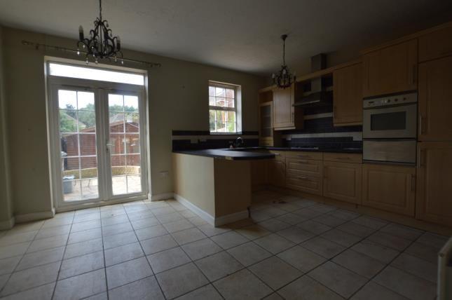 Kitchen of The Ridings, Grange Park, Northampton, Northamptonshire NN4