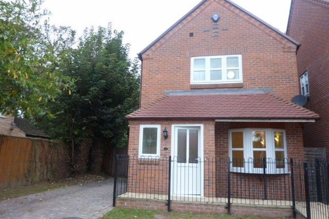 Thumbnail Detached house to rent in Claremont Crt, Lower Bullingham, Hereford