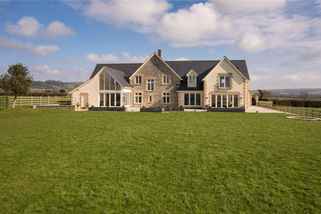 Thumbnail Detached house for sale in Bruton Road, Evercreech, Somerset