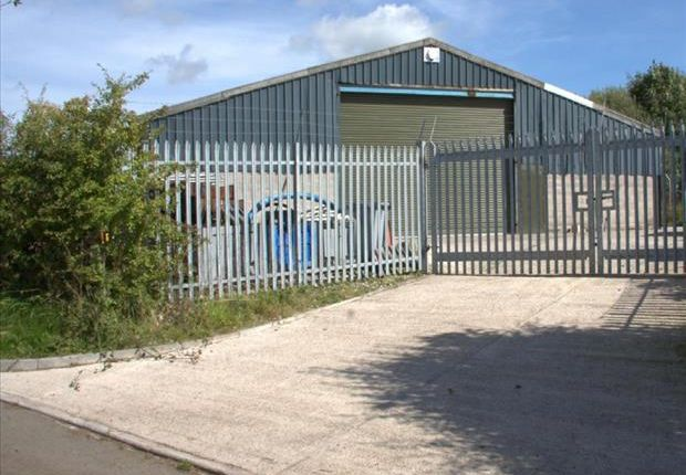 Thumbnail Light industrial for sale in Knowl End, Barthomley Road, Barthomley, Staffordshire