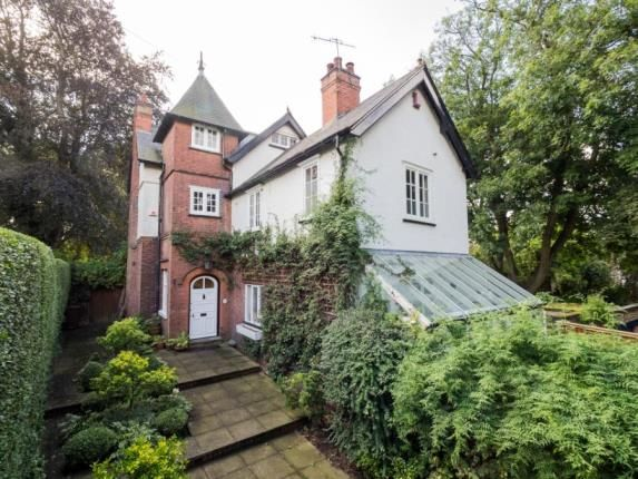 Thumbnail Detached house for sale in Private Road, Sherwood, Nottingham, Nottinghamshire
