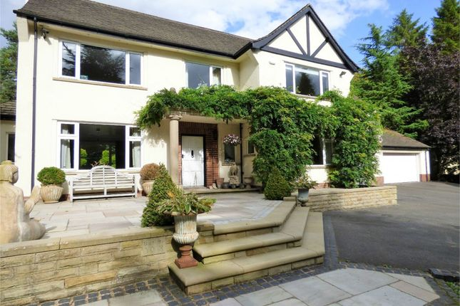 Thumbnail Detached house for sale in Maple Close, Whalley, Clitheroe, Lancashire