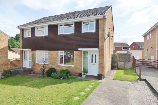 Thumbnail Semi-detached house for sale in Furness Close, Paignton
