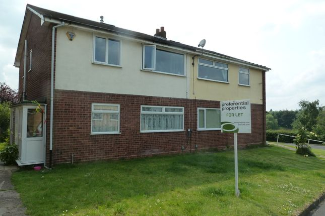 Thumbnail Maisonette for sale in Ivyfield Road, Erdington, Birmingham