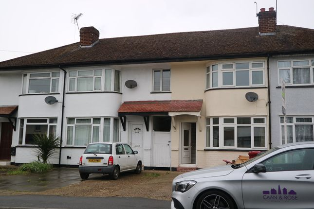 Thumbnail Semi-detached house to rent in Bower Way, Burnham, Slough