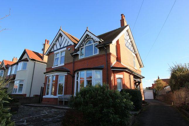 Thumbnail Flat for sale in Ebberston Road East, Rhos On Sea, Colwyn Bay