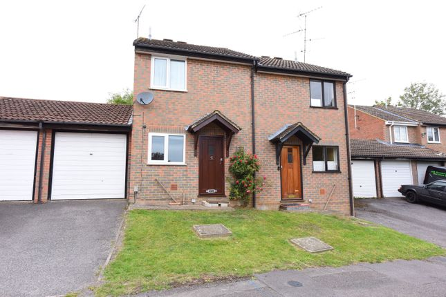 Thumbnail Semi-detached house to rent in Owl Close, Wokingham