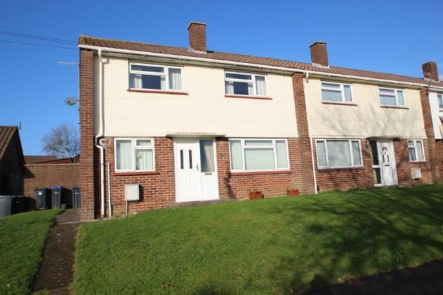 3 bed end terrace house for sale in Seth Ward Drive, Bishopdown, Salisbury, Wilts