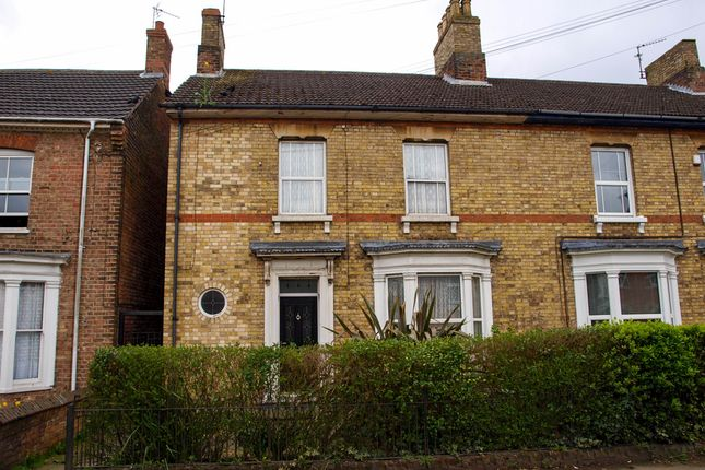 Thumbnail Semi-detached house for sale in St. Thomas Road, Spalding