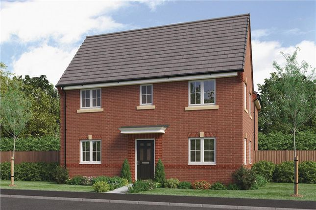 "Thumbnail Mews house for sale in ""The Waingroves"" at Parkside, Hebburn"