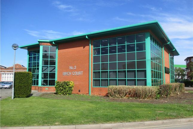 Thumbnail Office to let in First Floor 2 Birch Court, Blackpole Road, Worcester, Worcestershire