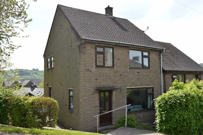 Thumbnail Semi-detached house to rent in Wellington Street, Matlock