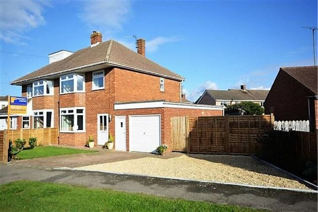 Thumbnail Semi-detached house for sale in Richmond Gardens, Gloucester
