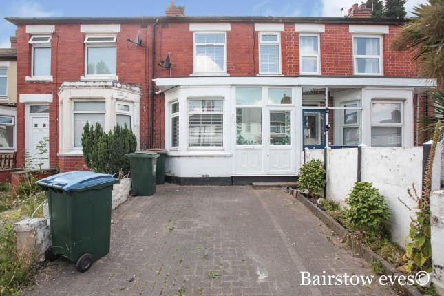 2 bed terraced house for sale in Pembrook Road, Holbrooks, Coventry, West Midlands CV6