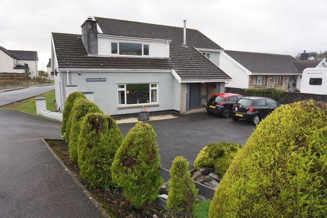 Detached house for sale in Capel Seion Road, Drefach, Llanelli