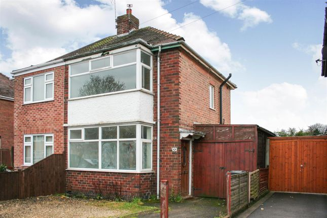Thumbnail Semi-detached house to rent in Oakleigh Avenue, Chaddesden, Derby