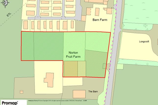 Thumbnail Land for sale in Tewkesbury Road, Norton