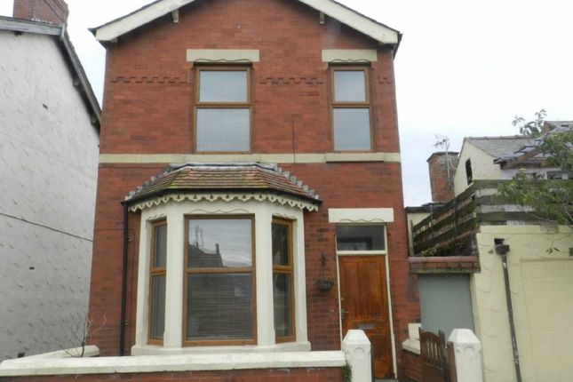 Thumbnail Detached house for sale in Byron Street, Fleetwood