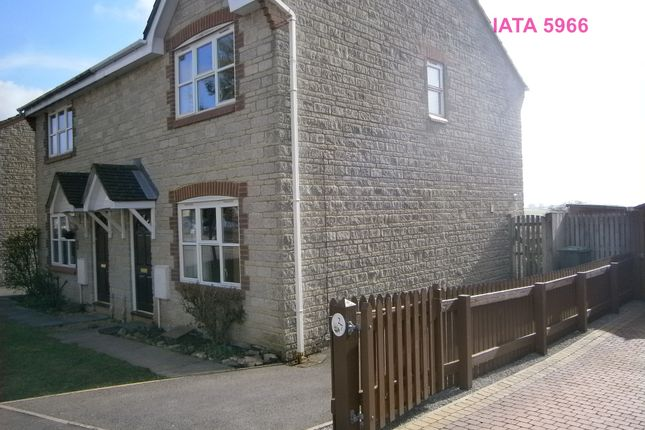 Thumbnail Semi-detached house to rent in Serel Drive, Wells