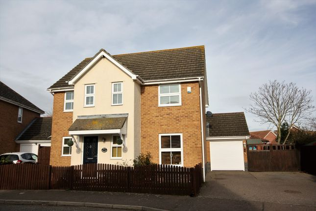Thumbnail Detached house for sale in Edward Marke Drive, Colchester