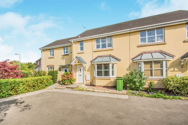 Thumbnail Terraced house for sale in Harrison Drive, St. Mellons, Cardiff