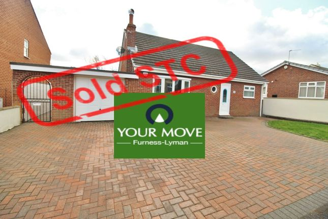 Thumbnail Bungalow for sale in Spring Gardens, Hoyland, Barnsley
