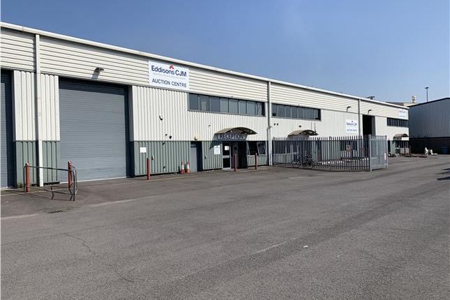 Thumbnail Industrial to let in Units 2 & 3, Ginetta Park, Dunlop Way, Queensway Industrial Estate, Scunthorpe, North Lincolnshire