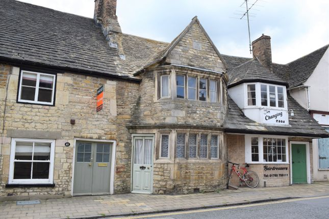 1 bed terraced house to rent in St Leonards Street, Stamford PE9