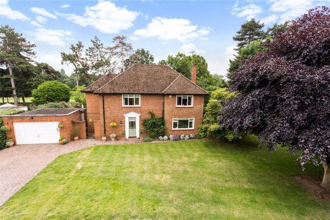 Thumbnail Detached house for sale in Church Road, Farnham Royal, Buckinghamshire
