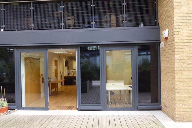 Thumbnail Office for sale in 9 Wharf Street, London