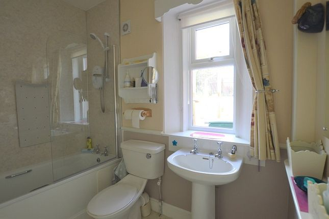 Bathroom of 7 Whinpark, Canal Road, Muirtown, Inverness IV3