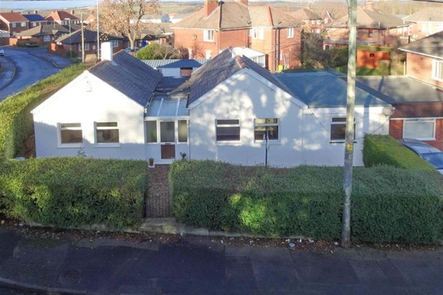 Thumbnail Detached bungalow for sale in Gill View, Consett
